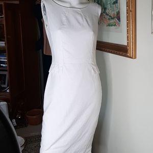 M&S Linen Dress
